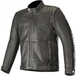 BLOUSON CRAZY EIGHT ALPINESTARS NOIR