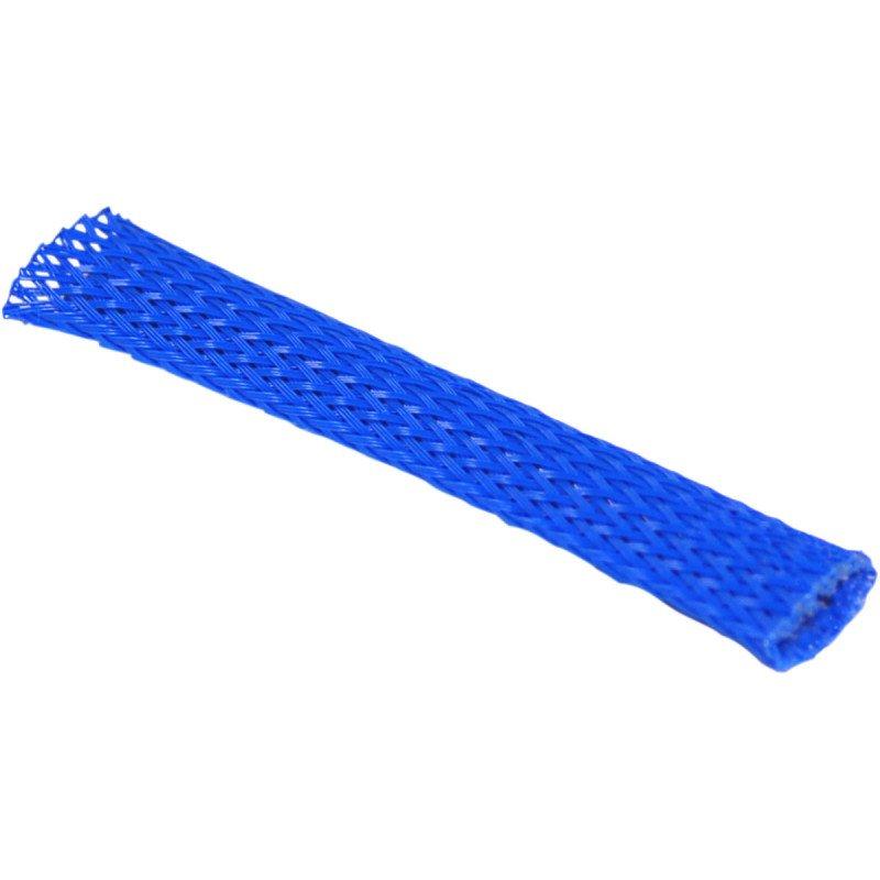 Gaine flexible  de 10 mm BLEUE