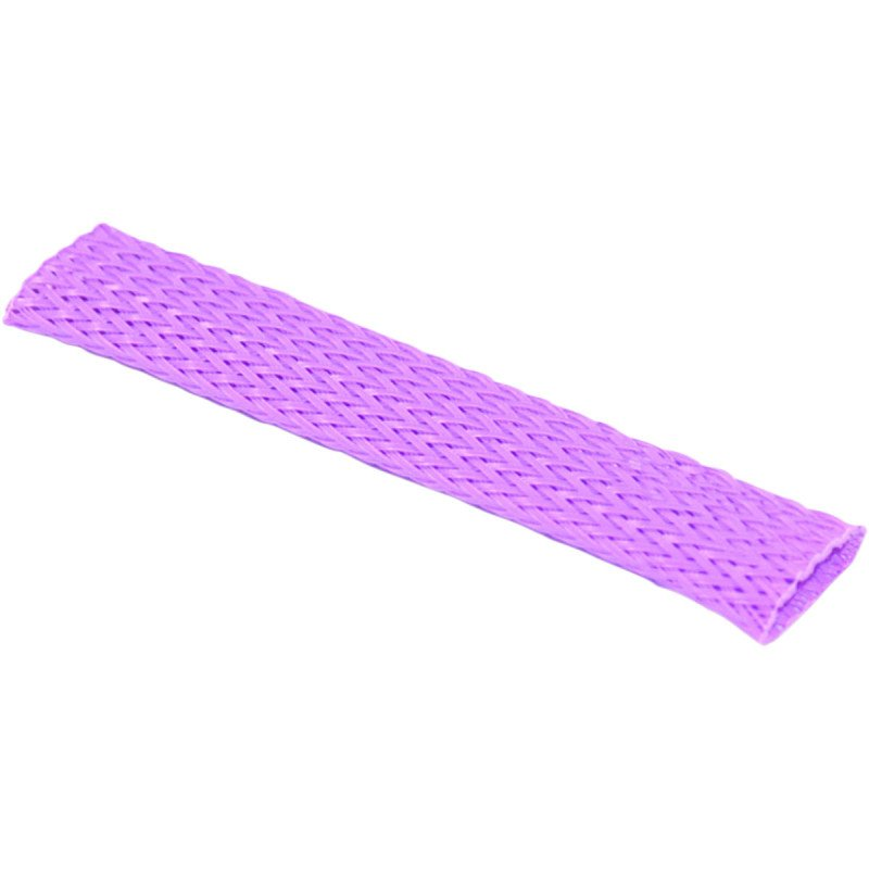 Gaine flexible  de faisceau de câbles de 10 mm VIOLET