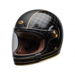 Casque BELL Bullitt Carbon RSD Brillant Noir/Gris