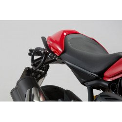 SLC SUPPORT POUR SACOCHE LATERALE SW-MOTECH DUCATI  SUPERSPORT S /MONSTER 821/1200/S COTE DROIT
