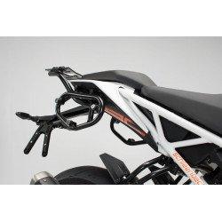 SLC SUPPORT POUR SACOCHE LATERALE SW-MOTECH KTM DUKE 125/390 17-20 COTE DROIT