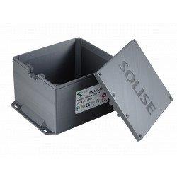 Boitier de protection pour batterie de démarrage SOLISE BM12007S + carte d'équilibrage GRIS