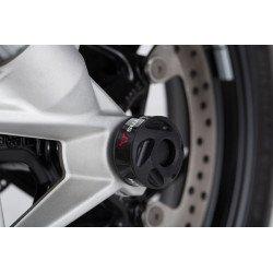ROULETTES DE PROTECTION DE FOURCHE SW-MOTECH MODELES BMW R NINE T