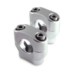 PONTET ALU REBELMOTO Ø28.6mm  HAUTEUR 32mm