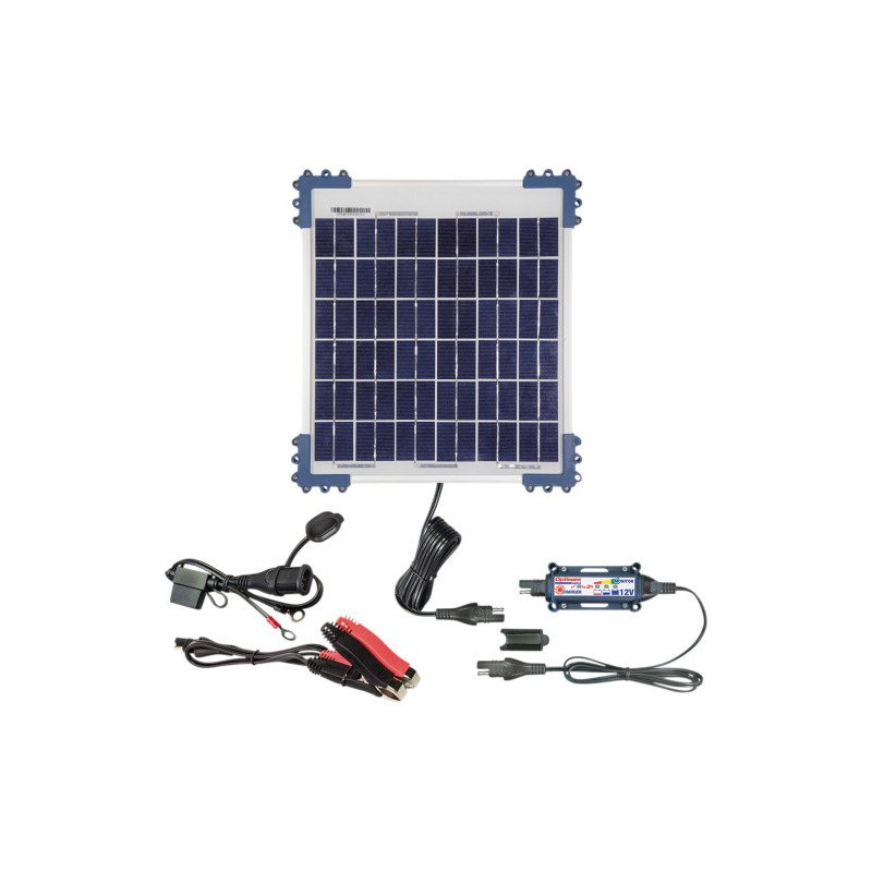 OptiMATE SOLAR + Panneau Solaire 10 W