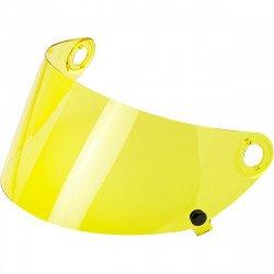 écran jaune 2éme génération pour casque biltwell gringo's