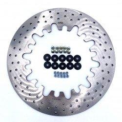 Piste de disque de frein NG pour BMW SERIE K75 / K100 / K1100 /R80 / R100 / R1100 voir détail