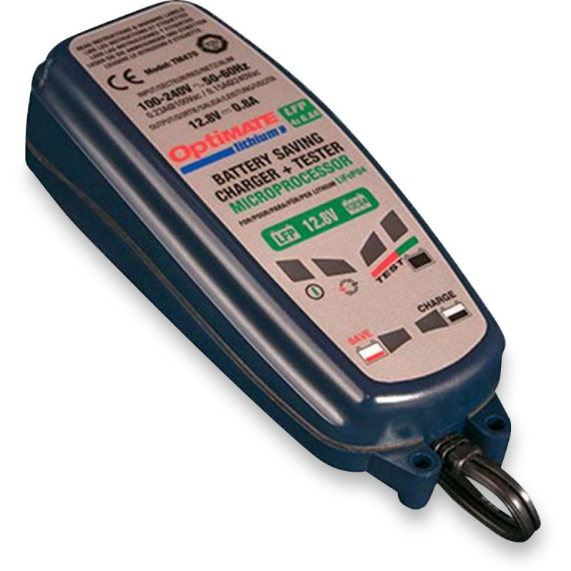 BATTERY CHARGER OPTIMATE LITHIUM LFP 4S 0.8A older racer