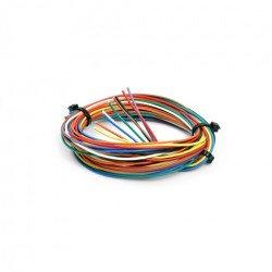 9 Câblages de 1m  Ø0.22mm2  REBELMOTO pour commodo