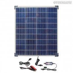 OptiMATE SOLAR + Panneau Solaire 80 W