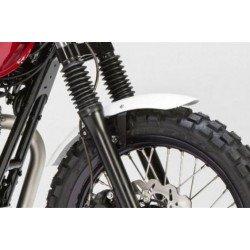 Garde boue avant fibre LSL Kawasaki W650/800 roue de 19''
