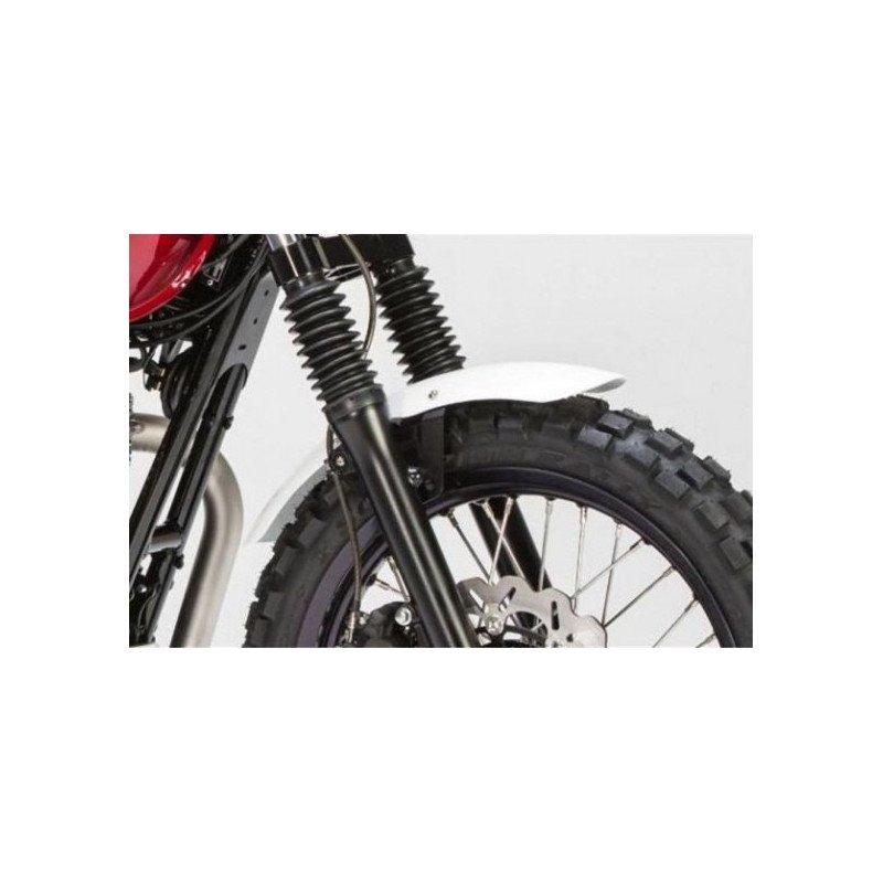 Garde boue avant fibre LSL Kawasaki W650/800 roue de 19'' older racer