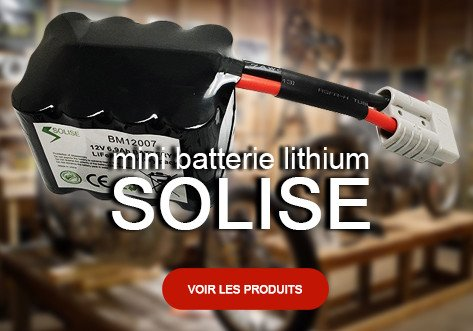 BATTERIE SOLISE